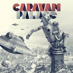 "photo : ""Panic"" : Caravan Palace sort son second album et part en tournée dans la foulée"